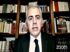 Μ. Χαρακόπουλος: Ευαισθητοποίηση της διεθνούς κοινής γνώμης για την Αγία Σοφία