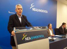 Χαρακόπουλος σε Ολομέλ. Τομ. Παιδείας ΝΔ: Με μελανά γράμματα τα δυο χρόνια ΣΥΡΙΖΑ-ΑΝΕΛ στην παιδεία