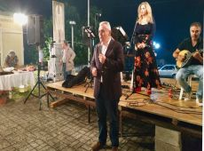 """Μ. Χαρακόπουλος στη γιορτή ψωμιού στη Σκοτούσα: """"Το ψωμί της ξενιτιάς είναι πικρό..."""""""
