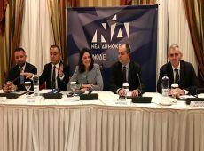 """Μ.Χαρακόπουλος: """"Λαϊκό κόμμα η ΝΔ που στηρίζει το δημόσιο σχολείο!"""""""
