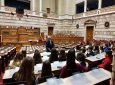"""Μ. Χαρακόπουλος: """"Η αρχή της δεδηλωμένης, θεμέλιο δημοκρατικής διακυβέρνησης!"""