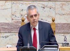 """Μάξιμος Χαρακόπουλος: """"Τεράστιο κενό ασφάλειας από απειλές του διαδικτύου!"""""""
