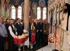 """Μ. Χαρακόπουλος: """"Φωτεινή ψηφίδα οι πρόσφυγες της Ρωμυλίας!"""""""