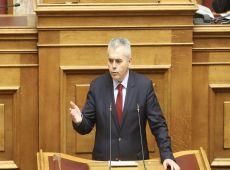 """Μ.Χαρακόπουλος: """"Προσεκτικά με λογική ισοκατανομής η μετεγκατάσταση μεταναστών"""""""