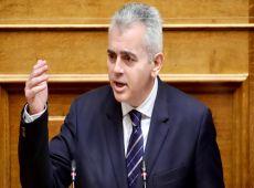 Μάξιμος σε Σκρέκα: Να αρθεί το μπλακ άουτ στις πομόνες του ΤΟΕΒ Μάτι Τυρνάβου - Τι απάντησε ο υπουργός Περιβάλλοντος